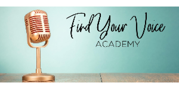 Find Your Voice Academy