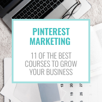 11 Best Online Courses to Learn Pinterest Marketing for Business Thumbnail