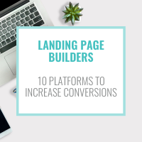 10 Landing Page Builders to Increase Conversions Thumbnail