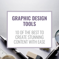 10 Best Online Graphic Design Tools for Easy Content Creation Thumbnail