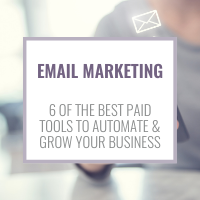 6 Email Marketing Tools to Grow Your Business Thumbnail